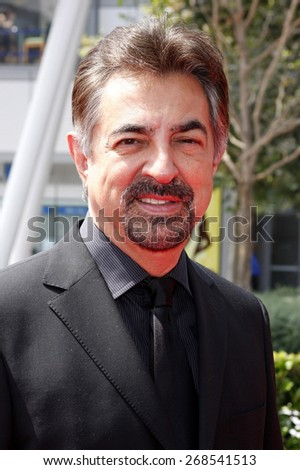 Joe Mantegna at the 2008 Creative Arts Emmy Awards held at the Nokia L.A. Live in Los Angeles on September 13, 2008.  - stock photo