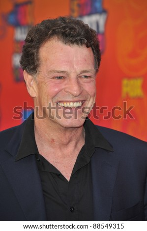 "John Noble - star of ""Fringe"" - at Fox TV's All Star Party at Santa Monica Pier. August 2, 2010  Santa Monica, CA Picture: Paul Smith / Featureflash - stock photo"