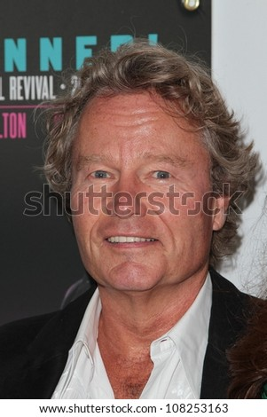 "John Savage at the ""La Cage Aux Folles"" L.A. Premiere, Pantages Theater, Hollywood, CA 07-11-12 - stock photo"