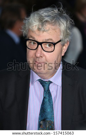 John Sessions arriving for the UK premiere of Filth held at the Odeon - Arrivals London. 30/09/2013 - stock photo