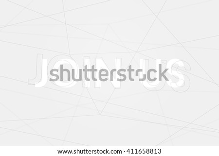 Join Us Network Marketing Background - stock photo