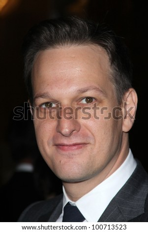Josh Charles at the 49th Annual Publicists Awards Luncheon, Beverly Hilton, Beverly Hills, CA 02-24-12 - stock photo