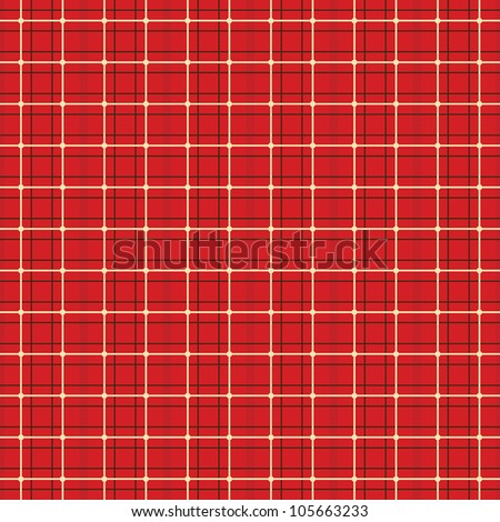 JPEG seamless vintage plaid background pattern. Suitable for textiles, scrap-booking, greeting cards, gift wrap and wallpapers. See my portfolio for vector version - set of 4 vector backgrounds. - stock photo