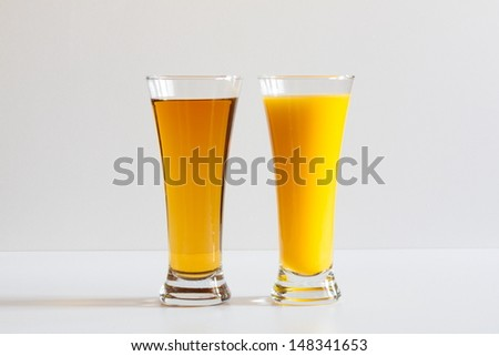 Juice - stock photo