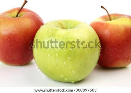 juicy fruit - stock photo