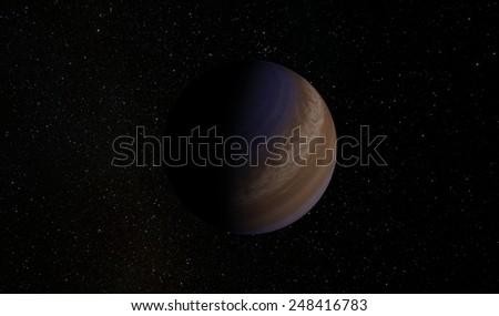 Jupiter - stock photo