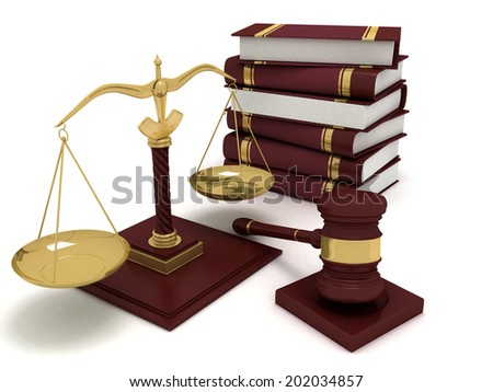 law scale and gavel - photo #12