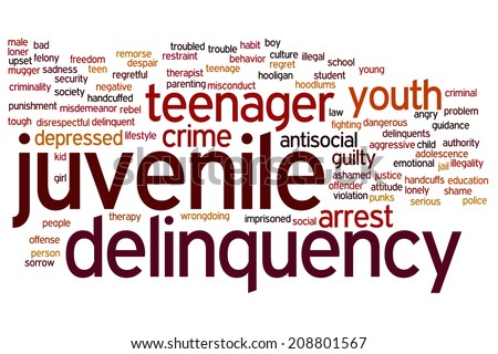 juvinial delinquency Juvenile sentence examples there is also an increase in juvenile delinquency the city has a juvenile court, and maintains a free employment bureau.