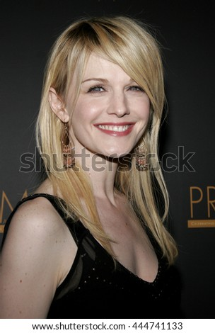 Kathryn Morris at the 10th Annual Prism Awards held at the Beverly Hills Hotel in Beverly Hills, USA on April 27, 2006. - stock photo