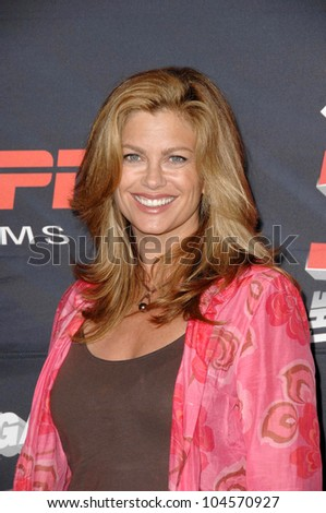 Kathy Ireland at the Los Angeles Premiere of 'XGames 3D - The Movie'. Nokia Theatre, Los Angeles, CA. 07-30-09 - stock photo