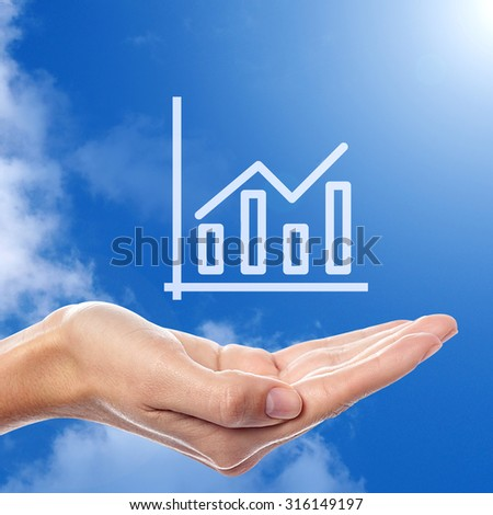 Keep a track of statistics - stock photo
