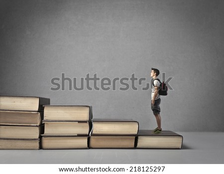 Keep on going - stock photo