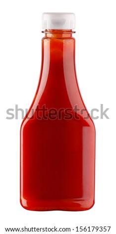 Ketchup - stock photo