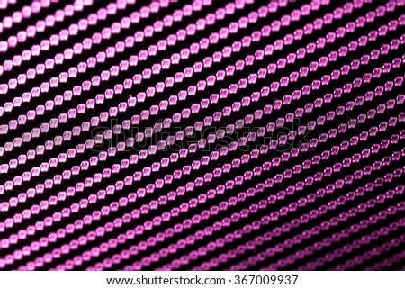 Kevlar abstract purple background. - stock photo