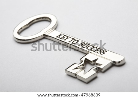 Key to Success - stock photo