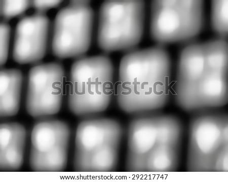 Keyboard blurred image      - stock photo