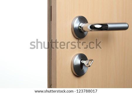 keyhole - stock photo