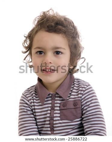 kid - stock photo