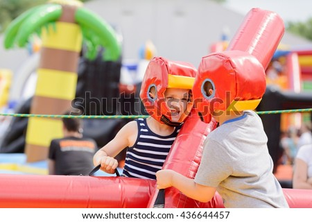Playground Fight Stock Photos, Images, & Pictures ...