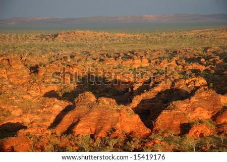 Kimberley, Australia - stock photo