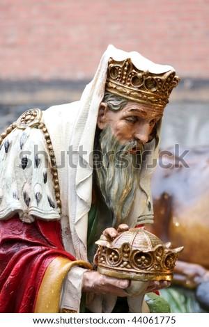 King - stock photo