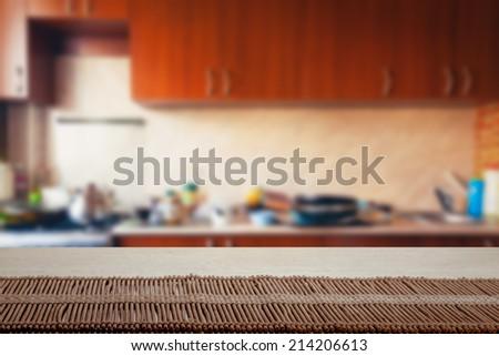 Kitchen - stock photo