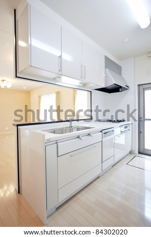 Kitchen-1 - stock photo