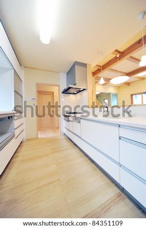 Kitchen-2 - stock photo