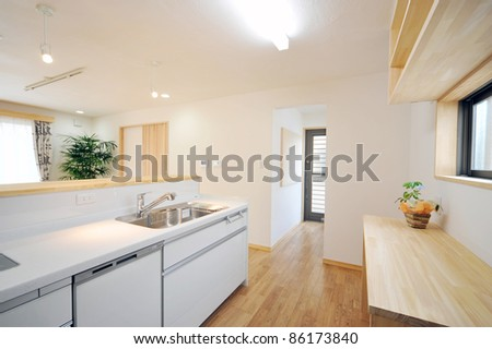 Kitchen-1-5 - stock photo