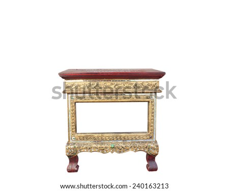 Kitchen Aid donations for a measure to put this money to help to construct a temple in the temple is. beautiful to create a mixed pattern Thailand glass set within a traditional ancient temple style. - stock photo