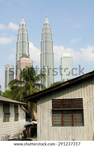 Kampung house stock photos images pictures shutterstock for Classic house kl