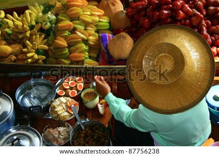 La Thaîlande - stock photo