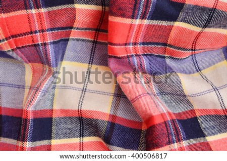 ladies' shirt texture - stock photo
