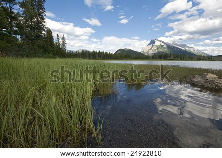Lake Vermillion - stock photo