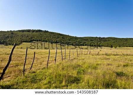 Landscape 4 - stock photo