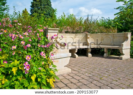 Landscape gardening - stock photo