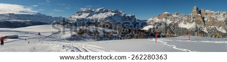 Landscape view - stock photo
