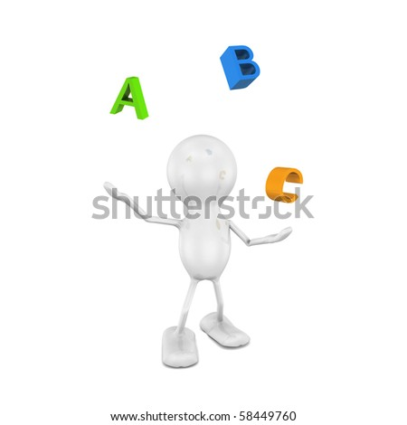 Language - stock photo