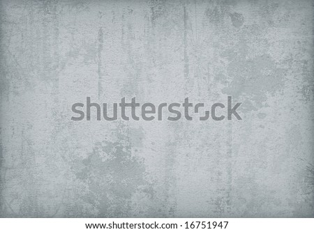 Large concrete wall. Texture. Background - stock photo