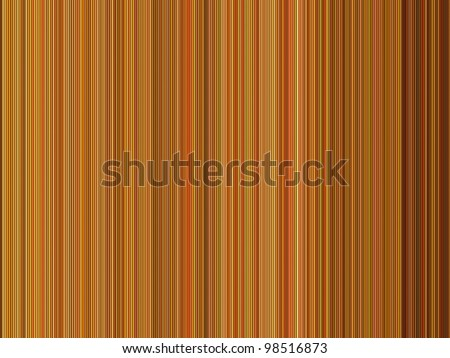 large 3d orange color abstract backdrop render - stock photo