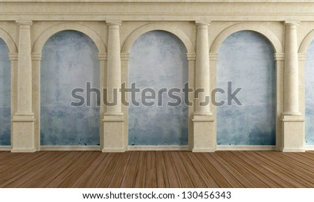 Interior Arch Stock Photos Images Amp Pictures Shutterstock