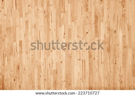 large wood texture with natural pattern - stock photo