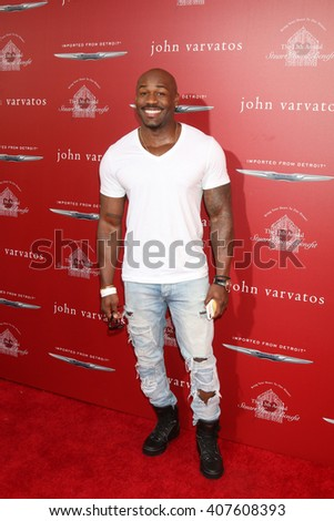 LAS VEGAS - APR 17:  Dolvett Quince at the John Varvatos 13th Annual Stuart House Benefit at the John Varvatos Store on April 17, 2016 in West Hollywood, CA - stock photo