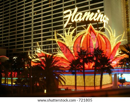 Las Vegas image collection - stock photo