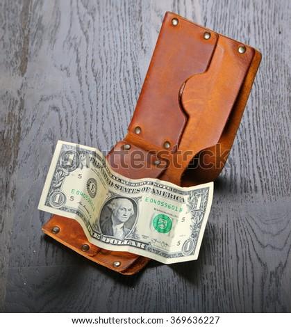 last money  - stock photo