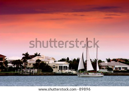Late sail