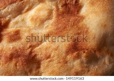 Lavash bread background - stock photo