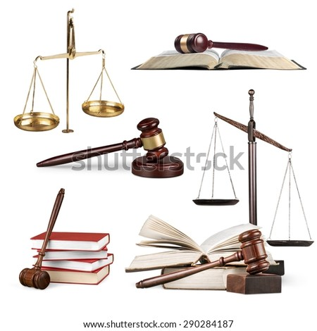 Law, legal, legality. - stock photo