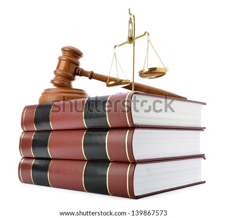 Law School Concept - stock photo