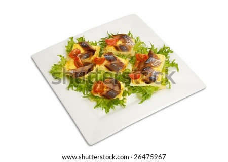 lay the table - stock photo